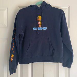 vintage pac sun 2003 got water hoodie